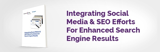 Enhance search engine results through social media & seo